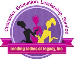 Leading Ladies of Legacy Inc. Logo