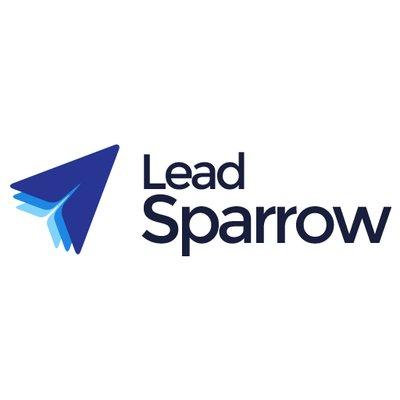 leadsparrow Logo