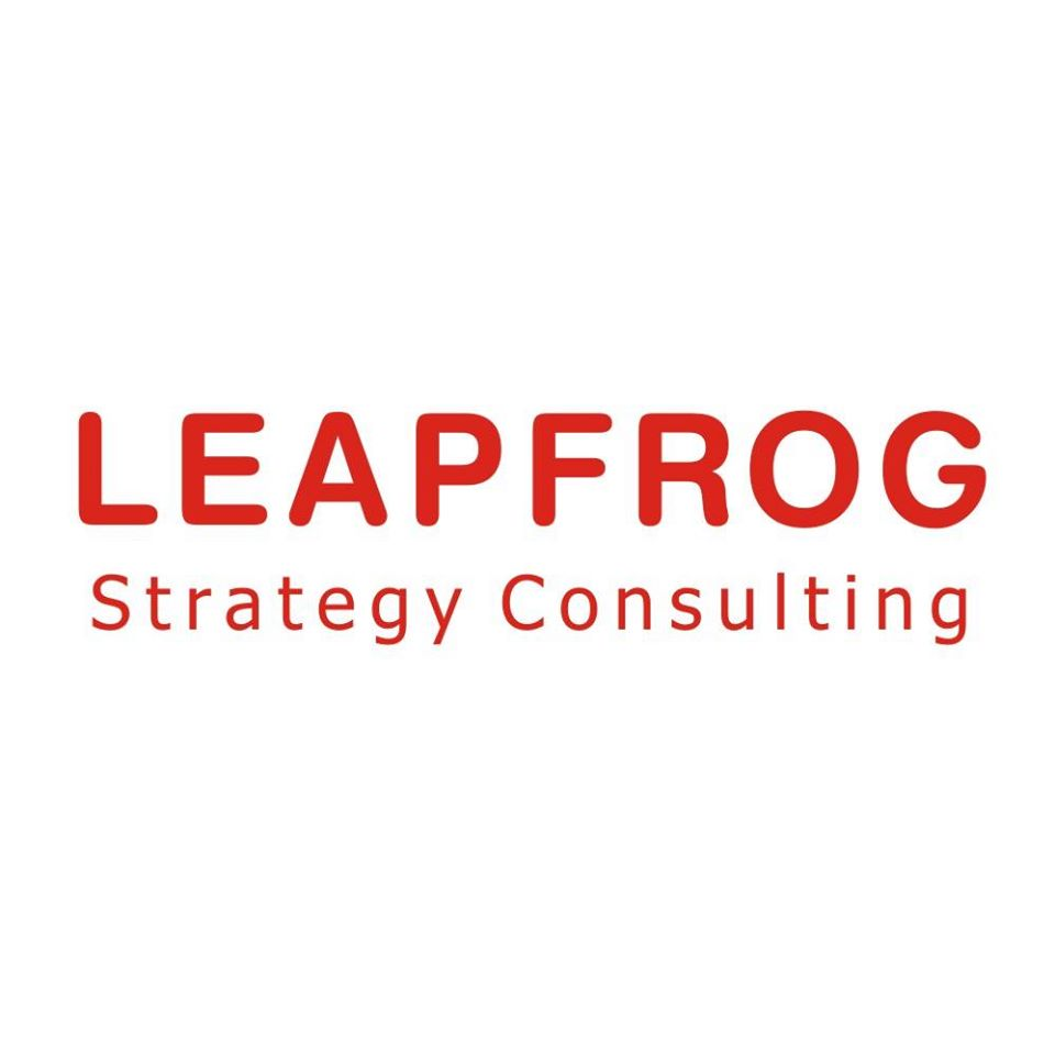Leapfrog Strategy Consulting Logo