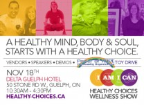 I Am I Can Healthy Choices Wellness Logo