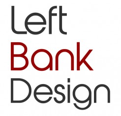 Left Bank Design Logo