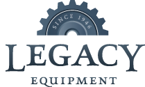 Legacy Equipment Company Logo