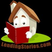 Lending Stories Logo