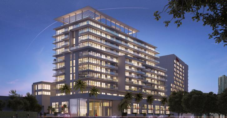 LEPARC AT BRICKELL Logo