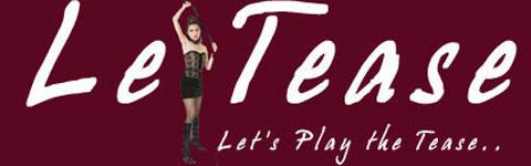 LeTease.in Logo