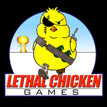 Lethal Chicken Games Logo