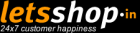 LetsShop.in Logo