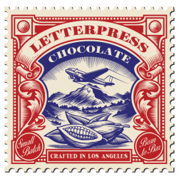 LetterPress Chocolate Logo