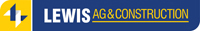 Lewis Ag & Construction Logo