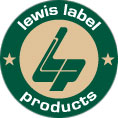 Lewis Label Products Logo