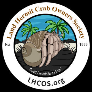 Land Hermit Crab Owners Society Logo