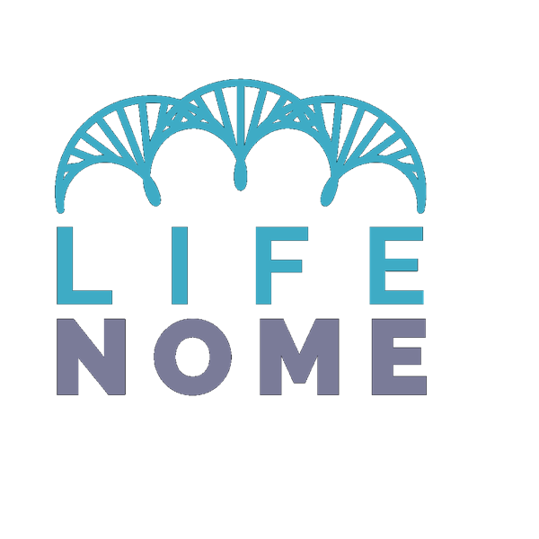 lifenomeinc Logo