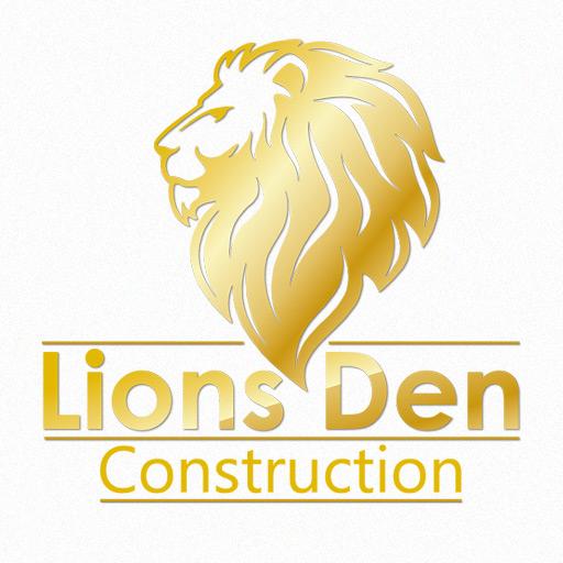 lionsdenconstruction Logo