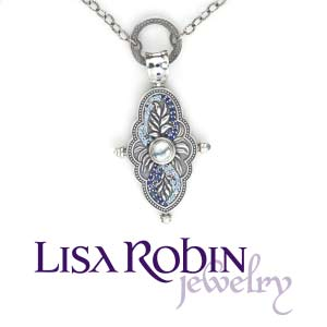 Lisa Robin Jewelry Logo