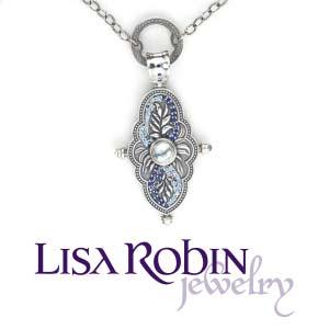 Lisa Robin Jewelry Logo