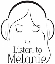 Listen To Melanie Logo