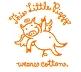 This Little Piggy Wears Cotton Logo