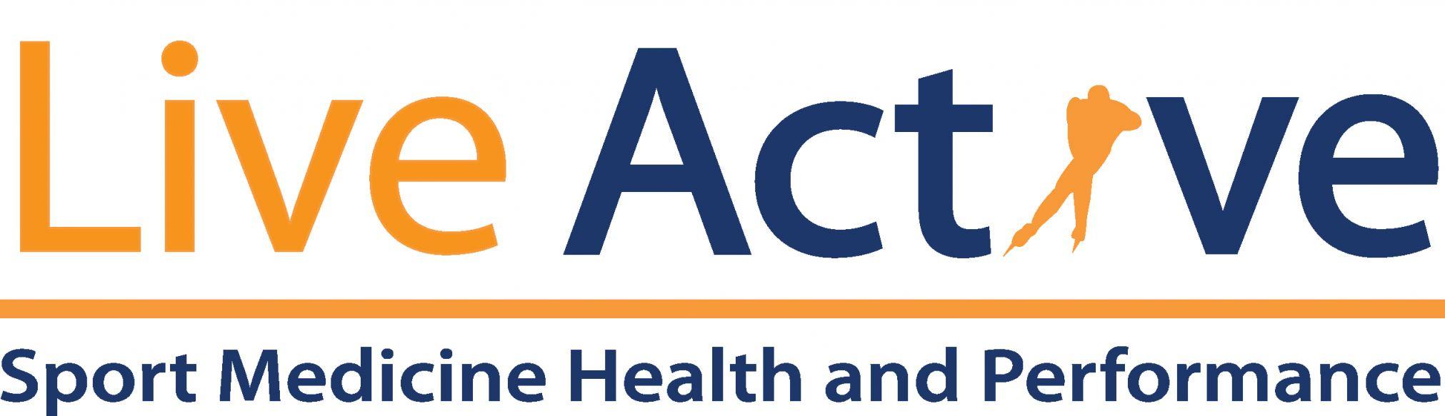 liveactivesportmed Logo