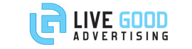 Live Good Advertising Logo