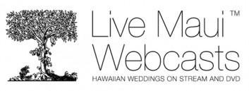 Live Maui Webcasts and DVD Logo