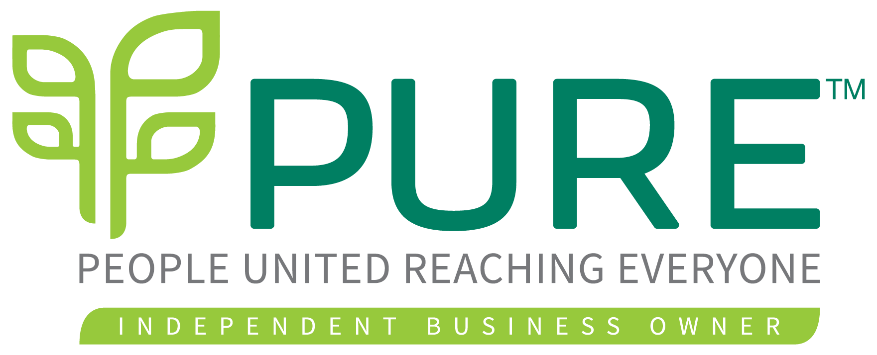 Live Pure IBO Independent Business Owner Logo