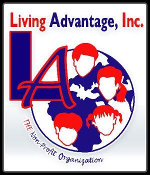 LivingAdvantageInc. Logo