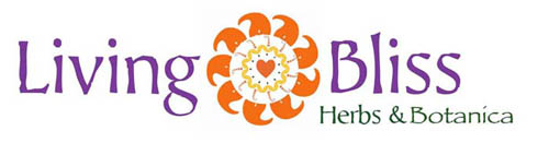 Living Bliss Herbs Logo