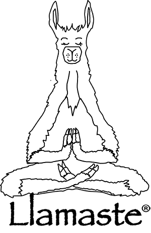 Llamaste Yoga Center & Boutique Logo