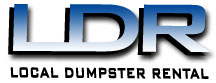 Local Dumpster Rental LLC Logo