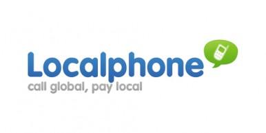 Localphone Logo