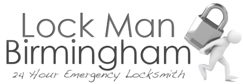 Lockman Birmingham Logo