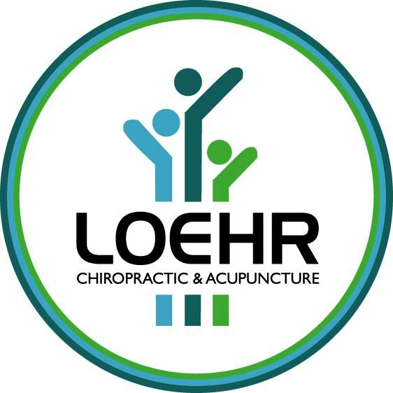 Loehr Chiropractic and Acupuncture Logo