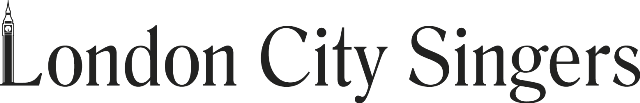 London City Singers Logo