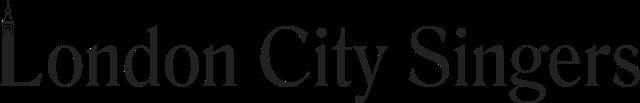 londoncitysingers Logo