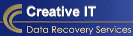Creative IT Data Recovery Services Logo