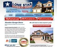 Lone Star Houston Overhead Doors Logo