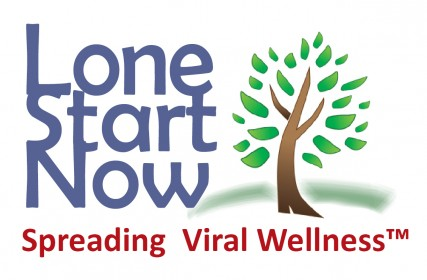 LoneStart Wellness Logo