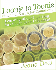 Loonie to Toonie Investor Education Logo