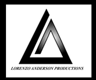 Lorenzo Anderson Productions Logo