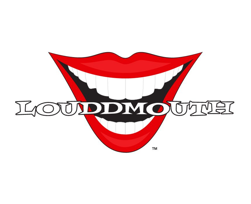 LouddMouth Radio Network Logo
