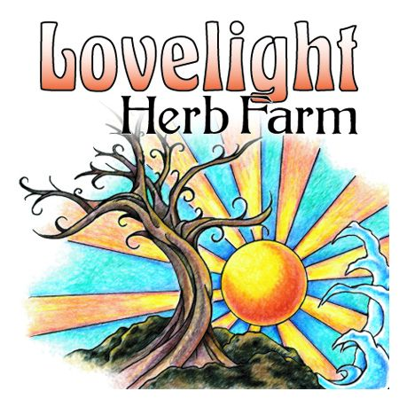 Lovelight Herbs Logo
