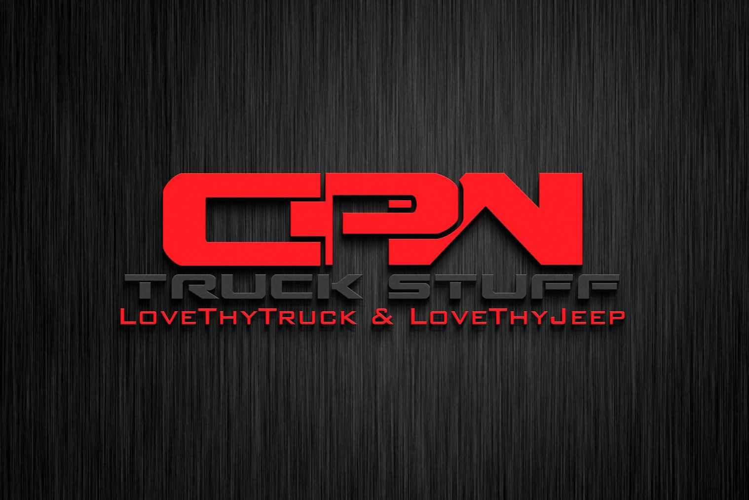 CPW Truck Stuff Logo