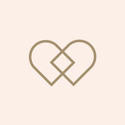Love vs Design Logo