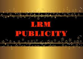 LRM Publicity Logo