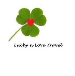 luckynlovetravel Logo