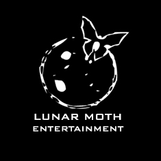 Lunar Moth Entertainment Logo