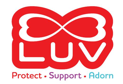 LUV Footwear Logo