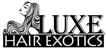 Luxe Hair Exotics Logo