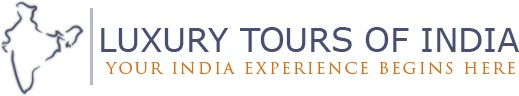 Luxury Tours Of India Logo