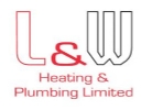L&W Heating Plumbing Logo